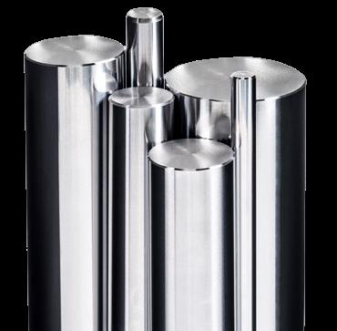 chromed bars